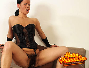 Hairy First Timers scene 2 5