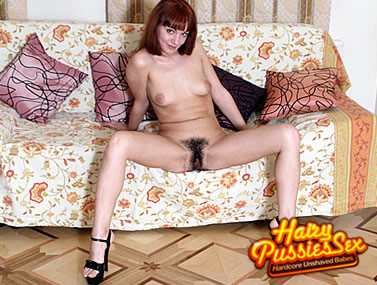 Hairy First Timers scene 3 1