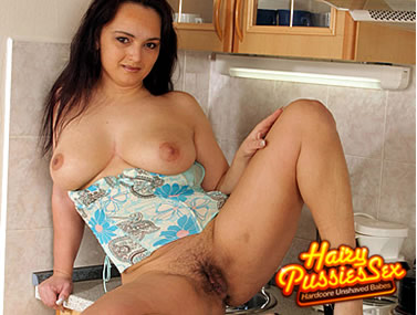 Hairy First Timers scene 6 4